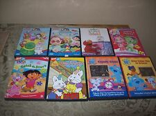 Children's DVD'S a Variety of 8 Great Ones Please View Pictures