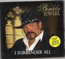 "BUDDY JEWELL Brand New DIGIPAK CD ""I SURRENDER ALL""  COUNTRY GOSPEL"