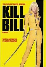 Kill Bill - Volume One (1) Dvd Brand New
