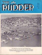 The Rudder June 1949 City Island New York 032217nonDBE2