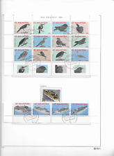 2015 USED Sint Maarten year collection (5 scans)