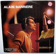 ALAIN BARRIERE Bobino 66 LP Near-MINT w. POSTER