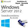 WINDOWS SERVER 2012 EDITION[Standard & Datacenter Core][64GB USB 64 Bit]