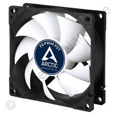 Arctic F8 PWM PST 80mm PC Case Fan 2000 RPM 31 CFM 12V 4-Pin AFACO-080P0-GBA01