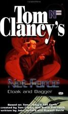 Tom Clancy's Net Force (Young Adult #17): Cloak and Dagger-ExLibrary