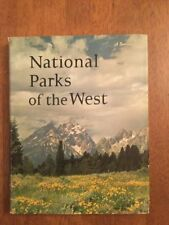 1st Edition: National Parks of the West Sunset Book 1966 Vintage Americana