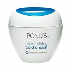 POND'S Cold Cream Soft Glowing Skin Moisturizer Body Face 10 Skin Nutrients