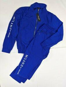 Milano Di Rouge Kolin Set Unisex [Royal Blue, Medium, 93555081, NWT, Track Suit]