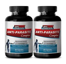 Helps Expel Intestinal Worms - Anti Parasite Cleanser 1485mg - Pau D`Arco 2B