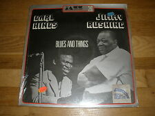 EARL HINES jimmy rushing Blues and Things LP Record - Sealed