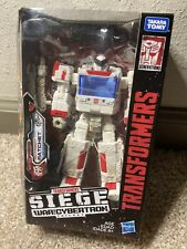 Transformers Siege War for Cybertron RATCHET Walgreens Exclusive
