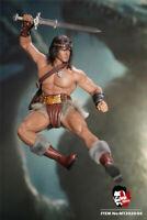 "MR.TOYS 1:12 MT2020-04 Conan Head Clothes Arnold Ver. Fit 6"" Action figure"