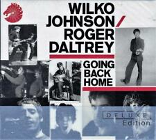 WILKO JOHNSON / ROGER DALTREY: GOING BACK HOME - DELUXE EDITION (NEW SEALED 2CD)