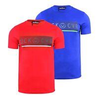 Duck & Cover Palladin Mens T Shirt Cotton Graphic Crew Neck Short Sleeve Tee