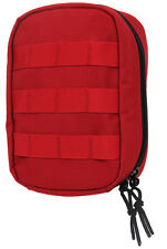 Trauma Kit First Aid Pouch Molle Tactical Red EMT EMS Medic Rothco 97760