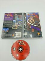 Sony PlayStation 1 PS1 CIB Tested Long Box Battle Arena Toshinden Ships Fast
