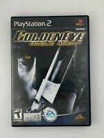 GoldenEye: Rogue Agent - Playstation 2 PS2 Game - Complete & Tested