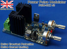 Advanced PWM Circuit - Self Protection, DC to 1.5MHz, up to 50V 100A, HHO