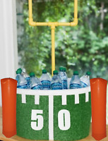 "Ultimate Football Party decorations 18"" NFL, inflatable EndZone Markers (4PACK)"