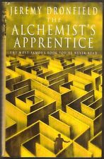 JEREMY DRONFIELD The Alchemist's Apprentice. 1st ed. UK hardcover in dj. Nice.