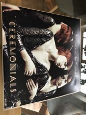 Florence and the Machine Ceremonials doublefold vinyl