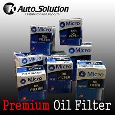 Oil Filter Z411 Fits FORD Courier Probe Telstar FIAT 500 KIA Carnival PROTON
