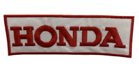 Honda Car Brand Logo Embroidered Iron On Sew On Patch Badge For Clothes etc.
