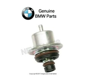 For MINI Cooper S 02-08 Fuel Pressure Regulator w/ O-Rings Genuine 13317574131