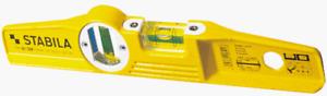 "Stabila 25010 10"" Torpedo Level w/ Heavy Duty Die Cast Aluminum Frame"