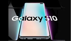 New Open Box Samsung Galaxy S10  Verizon Unlocked T-Mobile Straight Talk Boost