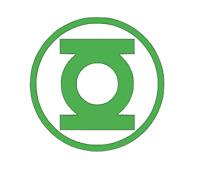 Green Lantern Corps Decal Sticker Vinyl Yeti Car Decal Laptop Window