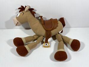 "Mattel Toy Story Horse Bullseye Plush 10"""