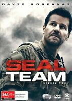 SEAL TEAM  Season 2 : NEW DVD