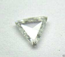 0.50 Ct Natural I Color SI Triangle Rose Cut Diamond