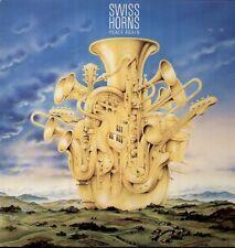 Swiss Horns, Peace Again - Rock Jazz, Funky LP