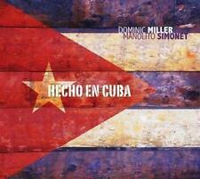 Miller,Dominic - Hecho en Cuba - CD