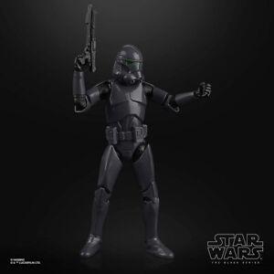 6 Inch Bad Batch Elite Squad Trooper Disney+ Figure Star Wars Black Series LOOSE
