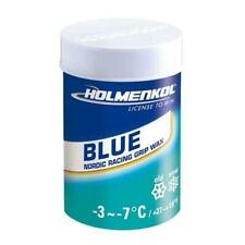 Holmenkol Blue Grip Wax For Nordic XC Skis