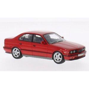 Neo Scale Model 1:43 43314 BMW M5 (E34) 1994 Red NEW