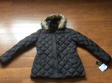 RALPH LAUREN Down women's Winter Jacket Size M Black Style 24372 MRSP$290