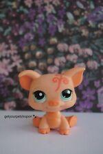 LITTLEST PET SHOP Pink PIG #998 Collectible Pets FIGURE