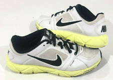 NIKE FREE XT QUICK FIT+ WOMENS RUNNING WHITE 415257-100 SZ 9 GREAT CONDITION