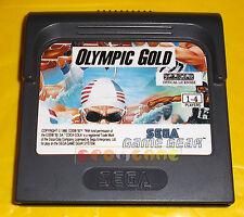 OLYMPIC GOLD Sega Game Gear ○○○○○ SOLO CARTUCCIA