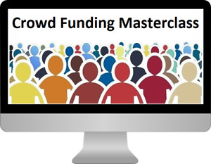 Crowd Funding Masterclass, Learn How to Raise Funds for Business/Charity DVD+D/L