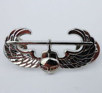 Metal US Army The Air Assault Wings Pin Badge butterfly-buckle-0106