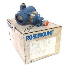 Transmisor de presión 3051-TG1-A2B2-1B-B4-M5-Q4 Rosemount 3051-TG1A2B21BB4M5Q4