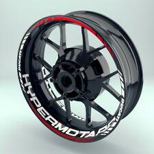 Felgenaufkleber Motorrad Felgenrandaufkleber  Wheelsticker Ducati_Hypermotard