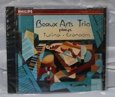 BEAUX ARTS TRIO plays Turina - Granados 1996 Philips Classics