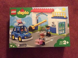 Lego Duplo Police Station (10902) - NEW/BOXED/SEALED