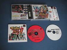 Playstation Tobal No.1 ps1 video game JAPAN import NTSC-J 001